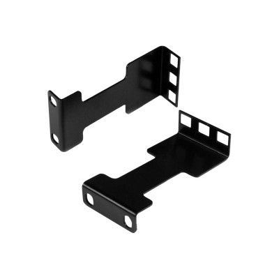 StarTech.com RDA1U Rail Depth Adapter Kit for Server Racks - 1U