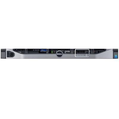 Dell 463-7657 PowerEdge R630 8-Core Intel Xeon E5-2620V4 2.1GHz Rack Server - 8GB RAM  300GB HDD  Gigabit Ethernet  Dell PERC H730