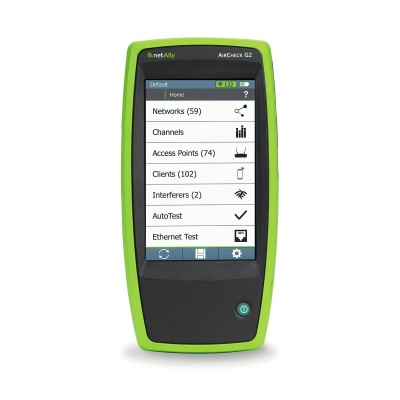NetScout ACKG2-LRAT2000 Aircheck G2 and LinkRunner AT 2000 Troubleshooting Kit
