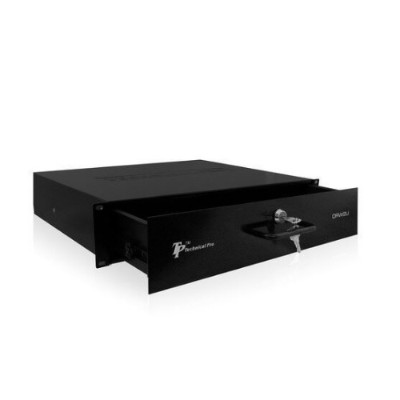Technical Pro DRW2U Rack-Mountable 2U Drawer