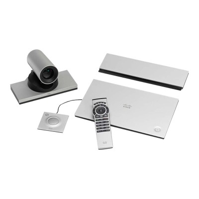 Cisco CTS-SX20N-12X-K9 TelePresence System SX20 Quick Set with Precision HD 1080p 12x Camera - Video conferencing kit