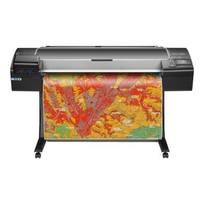 HP Inc. T0B51A#B1K DesignJet Z5600 PostScript - 44 large-format printer - color - ink-jet - Roll (44 in x 300 ft) - 2400 x 1200 dpi - up to 645.8 sq.ft/hour - U