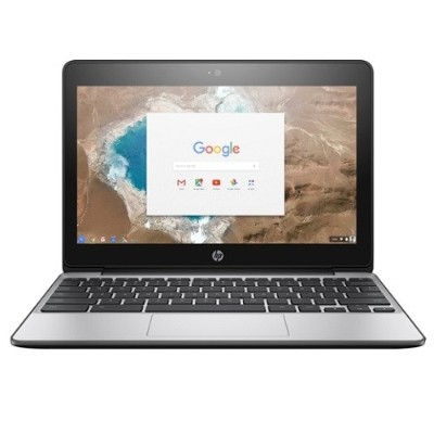 HP Inc. X9U02UT#ABA Smart Buy Chromebook 11 G5 Intel Celeron Dual-Core N3050 1.60GHz - 4GB RAM  16GB eMMC  11.6 HD WLED  802.11a/b/g/n/ac  Bluetooth  Webcam  2-
