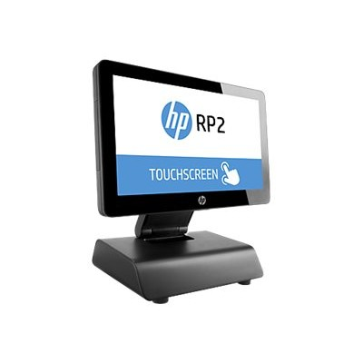 HP Inc. W5Y33UA#ABA RP2 Retail System 2030 - All-in-one - 1 x Celeron J1900 / 2 GHz - RAM 4 GB - HDD 500 GB - HD Graphics - GigE - Win Embedded POSReady 7 64-bi