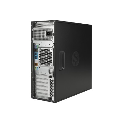 HP Inc. W9Z10UT#ABA Workstation Z440 - MT - 4U - 1 x Xeon E5-1650V4 / 3.6 GHz - RAM 16 GB - SSD 512 GB -  Z Turbo Drive G2  NVM Express (NVMe) - DVD SuperMulti