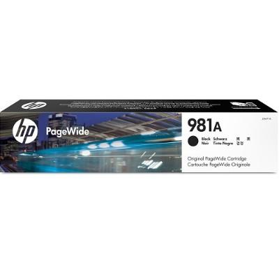 HP Inc. J3M71A 981A Black Original PageWide Cartridge