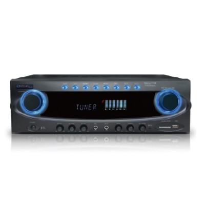Technical Pro STEREO1100 Professional Receiver with USB and SD Card Inputs