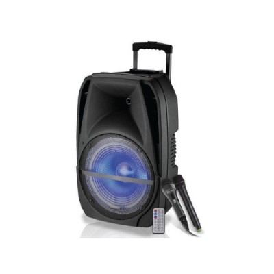Technical Pro WAVE15LED Rechargeable Portable PA System