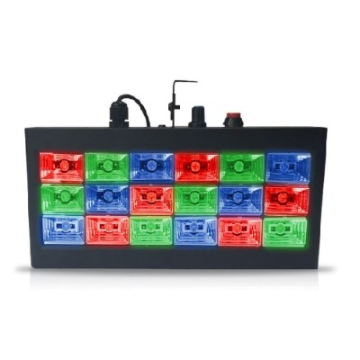 Technical Pro STRB18C Pro Party 18 LED Colored Strobe Light
