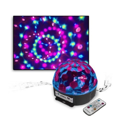Technical Pro LG70SBT Pro DJ LED Light with Built in Bluetooth Speakers
