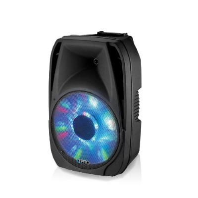 Technical Pro PSHAKE1000LED 10 2-Way Active Loudspeaker with USB / SD and BT