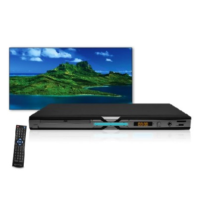 Technical Pro DV90 Pro DVD Player with HDMI / Karaeke CD+G  Divx +more