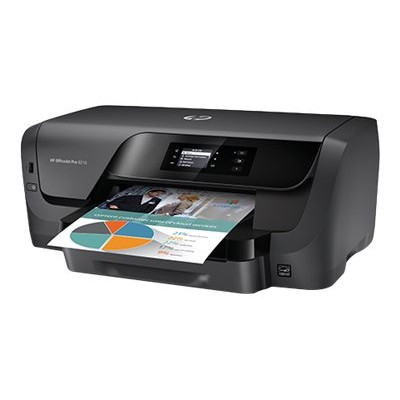 HP Inc. D9L64A#B1H Officejet Pro 8210 - Printer - color - Duplex - ink-jet - A4/Legal - 1200 x 1200 dpi - up to 34 ppm (mono) / up to 34 ppm (color) - capacity:
