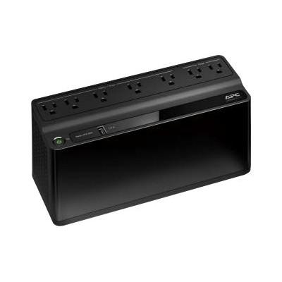 APC BE600M1 Back-UPS BE600M1 - UPS - AC 120 V - 330 Watt - 600 VA - output connectors: 8 - black