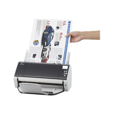 Fujitsu PA03710-B055 fi-7460 - Document scanner - Duplex - 12 in x 17 in - 600 dpi x 600 dpi - up to 60 ppm (mono) / up to 60 ppm (color) - ADF (100 sheets) - u