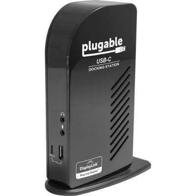 Plugable UD-ULTCDL UD-ULTCDL - Docking station - (USB) - GigE - 60 Watt
