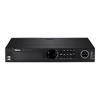TRENDnet TV-NVR2432 TV-NVR2432 - Standalone NVR - 32 channels - networked - rack-mountable