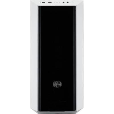 Cooler Master MCX-B5S2-WWNN-01 MasterBox 5 - Mid tower - ATX - no power supply (ATX) - white - USB/Audio
