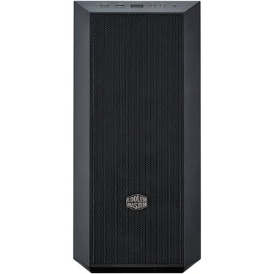 Cooler Master MCX-B5S1-KWNN-11 MasterBox 5 - Mid tower - ATX - no power supply (ATX) - black - USB/Audio
