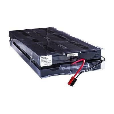 Cyberpower RB1290X6B RB1290X6B - UPS battery string - 6 x lead acid 9 Ah - for P/N: BP72V60ART2U