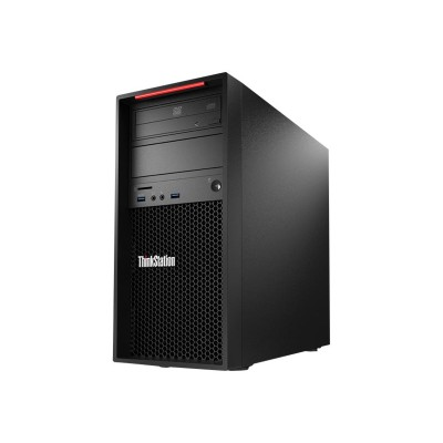 Lenovo 30B30022US ThinkStation P410 30B3 - Tower - 1 x Xeon E5-1650V4 / 3.6 GHz - RAM 16 GB - SSD 512 GB - DVD-Writer - Quadro K1200 - GigE - Win 10 Pro 64-bit