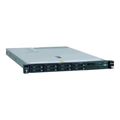 Lenovo 886916E System x3550 M5 8869 - Server - rack-mountable - 2U - 2-way - 1 x Xeon E5-2640V4 / 2.4 GHz - RAM 16 GB - SAS - hot-swap 2.5 - no HDD - G200eR2 -