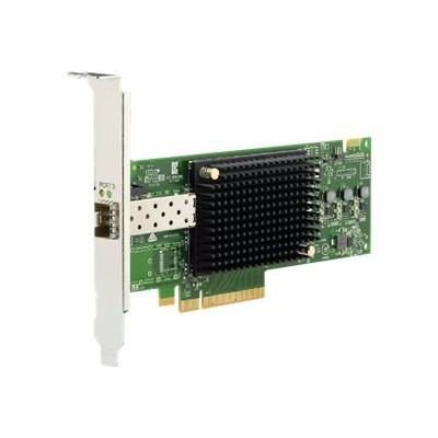 Lenovo 01CV830 Emulex 16Gb (Gen 6) FC Single-port HBA - Host bus adapter - PCIe 3.0 x8 low profile - 16Gb Fibre Channel - for NeXtScale nx360 M5  System x3500 M