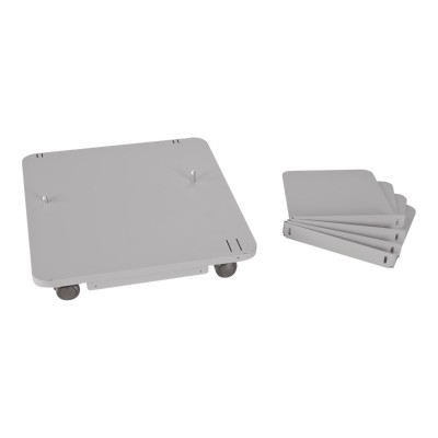 Ricoh 407851 Caster Table Type M24 - Printer caster base - with Stabilizers - for  MP 501  MP 601  SP 5300  SP 5310