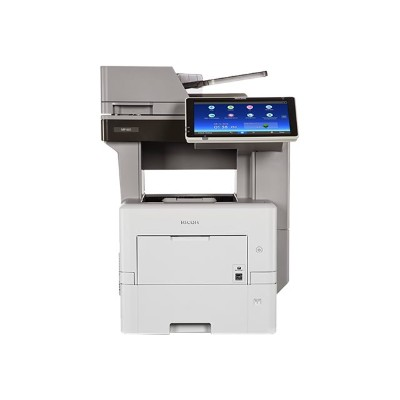Ricoh 407812 MP 601SPF - Multifunction printer - B/W - laser - Legal (8.5 in x 14 in) (original) - Legal (media) - up to 62 ppm (copying) - up to 62 ppm (printi