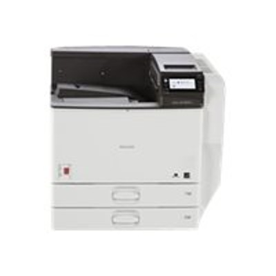 Ricoh 407836 SP 8300DN - Printer - monochrome - Duplex - laser - Ledger - 600 x 600 dpi - up to 50 ppm - capacity: 1200 sheets - USB 2.0  LAN  USB 2.0 host