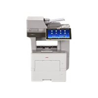 Ricoh 407809 MP 501SPF - Multifunction printer - B/W - laser - Legal (8.5 in x 14 in) (original) - A4/Legal (media) - up to 52 ppm (copying) - up to 52 ppm (pri