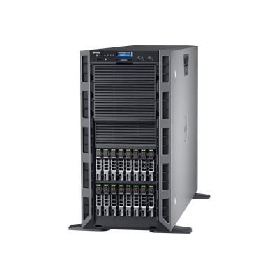 Dell 463-7667 PowerEdge T630 - Server - tower - 5U - 2-way - 1 x Xeon E5-2620V4 / 2.1 GHz - RAM 8 GB - SAS - hot-swap 3.5 - HDD 600 GB - DVD - Matrox G200 - Gig