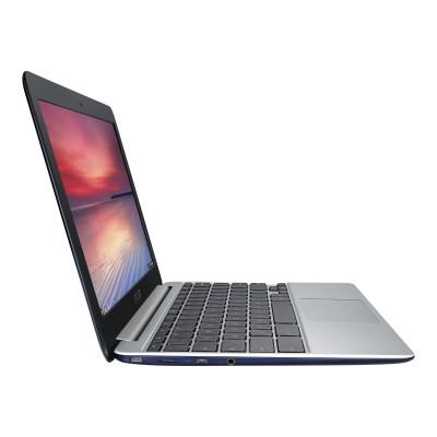 ASUS C201PA-DS02-PW Chromebook C201PA-DS02-PW Rockchip RK3288 Quad-Core 1.8GHz Notebook PC - 4GB RAM  16GB eMMC  11.6 HD  802.11ac  Bluetooth V4.0 - Pearl White