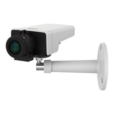 Axis 0749-031 M1125 Network Camera - Network surveillance camera (no lens) - color (Day&Night) - 1920 x 1080 - 1080p - LAN 10/100 - MPEG-4  MJPEG  H.264 - DC 8