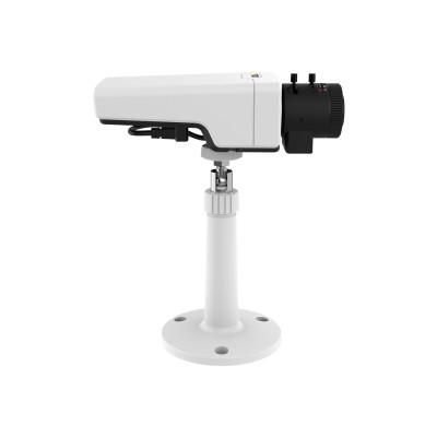 Axis 0747-031 M1124 Network Camera - Network surveillance camera (no lens) - color (Day&Night) - 1280 x 720 - 720p - CS-mount - LAN 10/100 - MPEG-4  MJPEG  H.26