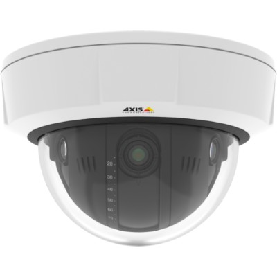 Axis 0801-001 Q3708-PVE Network Camera