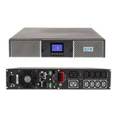 Eaton Corporation 9PX3000GRT 9PX3000GRT - UPS (rack-mountable / external) - AC 200/208/220/230/240 V - 3000 Watt - 3000 VA - RS-232  USB - output connectors: 10