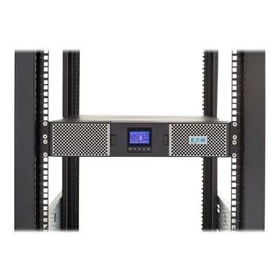 Eaton Corporation 9PX2000RTN 9PX2000RTN - UPS (rack-mountable / external) - AC 100/110/120/125 V - 1800 Watt - 2000 VA - Ethernet  RS-232  USB - output connecto