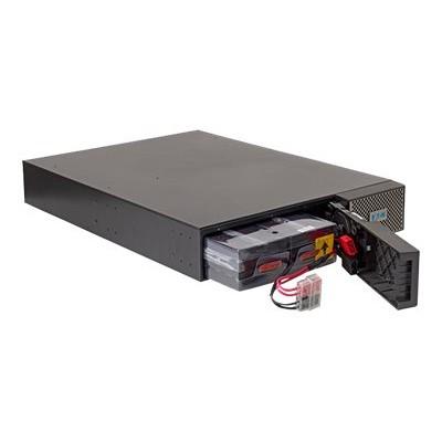 Eaton Corporation 9PX3000GLRT 9PX3000GLRT - UPS (rack-mountable / external) - AC 200/208/220/230/240 V - 3000 Watt - 3000 VA - RS-232  USB - output connectors: