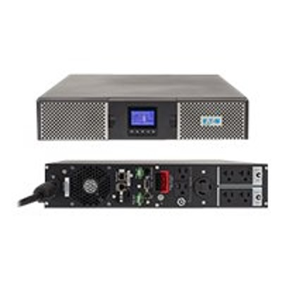 Eaton Corporation 9PX3000RT 9PX3000RT - UPS (rack-mountable / external) - AC 100/110/120/125 V - 2700 Watt - 3000 VA - Ethernet  RS-232  USB - output connectors