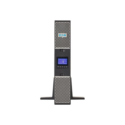 Eaton Corporation 9PX2000RT 9PX2000RT - UPS (rack-mountable / external) - AC 120 V - 1800 Watt - 2000 VA - RS-232  USB - output connectors: 7 - black  silver