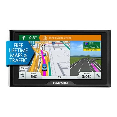 Garmin International 010-01533-0B Drive 60LMT - GPS navigator - automotive 6.1 in widescreen