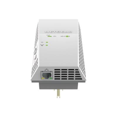 NETGEAR EX6400-100NAS AC1900 WiFi Range Extender EX6400 - Essentials Edition - Wi-Fi range extender - Wi-Fi - Dual Band