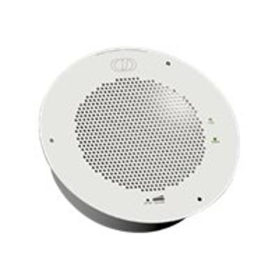 Cyberdata Systems 011396 Singlewire InformaCast - IP speaker - RAL 9003  signal white