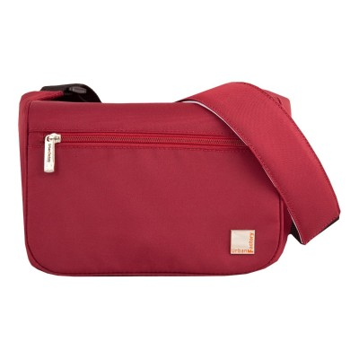 Urban Factory CCP08UF Colored Camera Photo Bag For Bridge & Reflex - Shoulder bag for digital photo camera with lenses - red