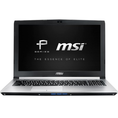 MSI PE60 6QE-1267 PE60 6QE-1267 Intel Core i7-6700HQ Quad-Core 2.60GHz Gaming Notebook - 16GB RAM 512GB M.2 SATA 15.6 FHD Anti-Glare eDP DVD SuperMulti Giga