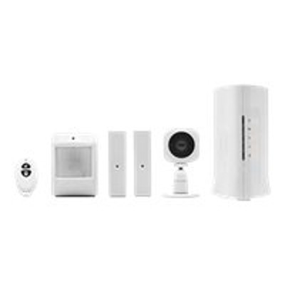 Oplink Communications CMPH13014USTR10 Home8 Security Ultra-Secure Starter Kit - Home security system - wireless - 802.11b/g/n - 433 MHz