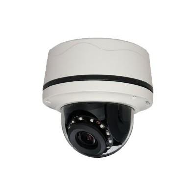 Pelco IMP121-1ES Sarix IMP Series IMP121-1ES - Network surveillance camera - dome - outdoor - vandal-proof - color (Day&Night) - 1 MP - 1280 x 960 - auto iris -