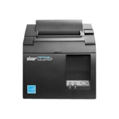 Star Micronics 39472110 TSP143IIIBI - Receipt printer - two-color (monochrome) - thermal paper - Roll (3.15 in) - 203 dpi - up to 590.6 inch/min - Bluetooth - c