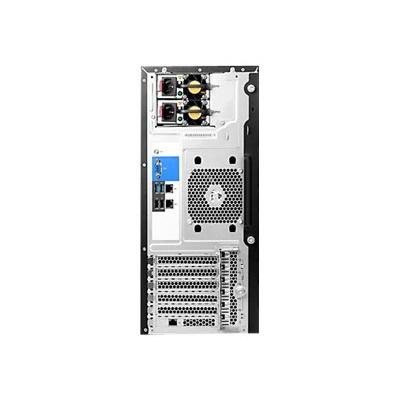 Hewlett Packard Enterprise 840667-S01 ProLiant ML110 Gen9 - Server - tower - 4.5U - 1-way - 1 x Xeon E5-1620V4 / 3.5 GHz - RAM 8 GB - SATA - non-hot-swap 3.5 -